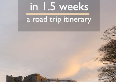 The Best of Ireland in 1.5 Weeks: A Road Trip Itinerary
