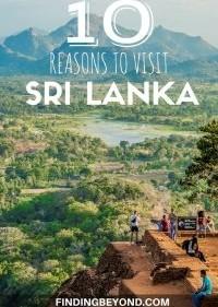 10 Reasons to Visit Sri Lanka. Now!