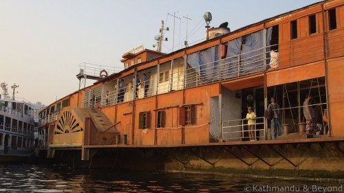 A Guide to travelling by Rocket Paddle Steamer in Bangladesh