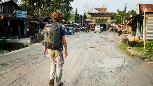 Guide to the India - Bhutan border crossing at Gelephu
