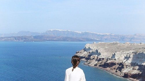 The Definitive Santorini Itinerary