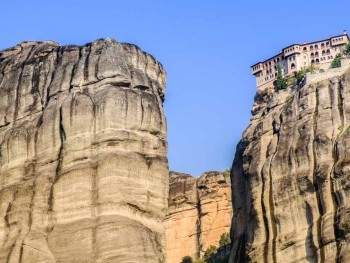 Meteora, Greece: a Spiritual and Natural Wonder of the World