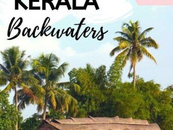 What It's Like to See The Kerala Backwaters on an Alleppey Houseboat