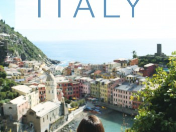 My Complete 3 Week Itinerary to Italy