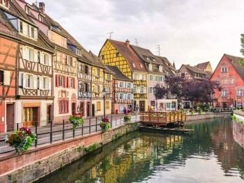 A Weekend Trip to Colmar // France