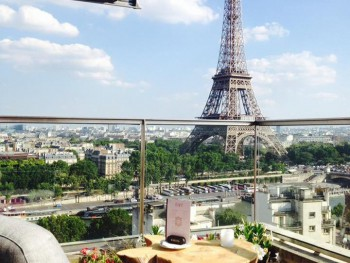 Where to find the Best Views in Paris (15 of the BEST!)
