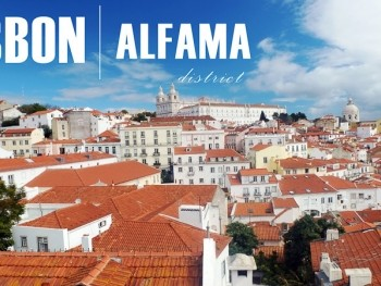 Lisbon in a day - must visit places, best views in Lisbon & magical Alfama district