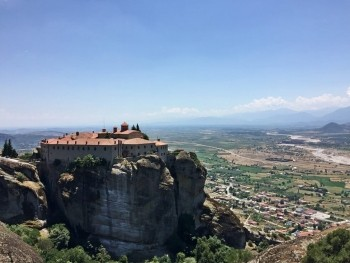 The Practical Travel Guide to Visiting the Mystical Monasteries in Meteora, Greece
